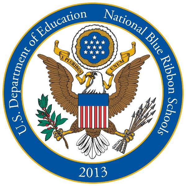 2013 National Blue Ribbon School